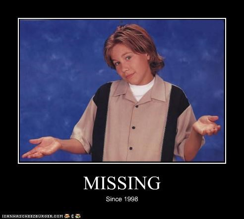 MISSING Since 1998