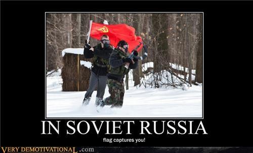 ctf snow Soviet Russia war games - 4510066432