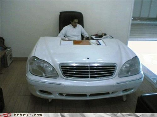 awesome car desk mercedes - 4510077440