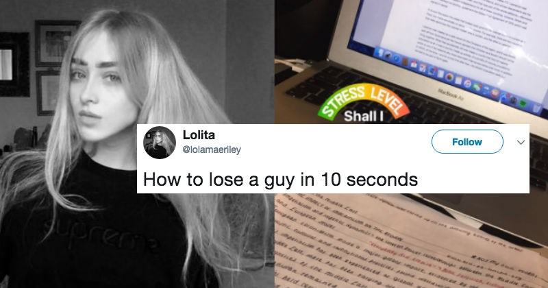 Girl accidentally shares more info than she intended on her Instagram story.