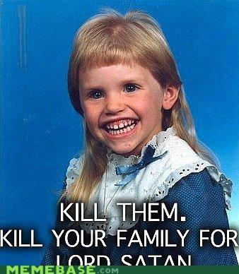 girl kill mullet - 4510261504