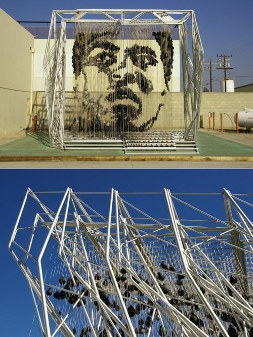 Muhammad Ali sculpture - 4510386944
