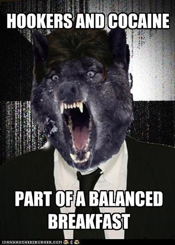 Charlie Sheen sheen wolf so much crazy - 4510606848