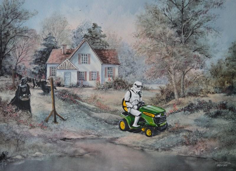 redefined art art pop culture david irvine - 451077