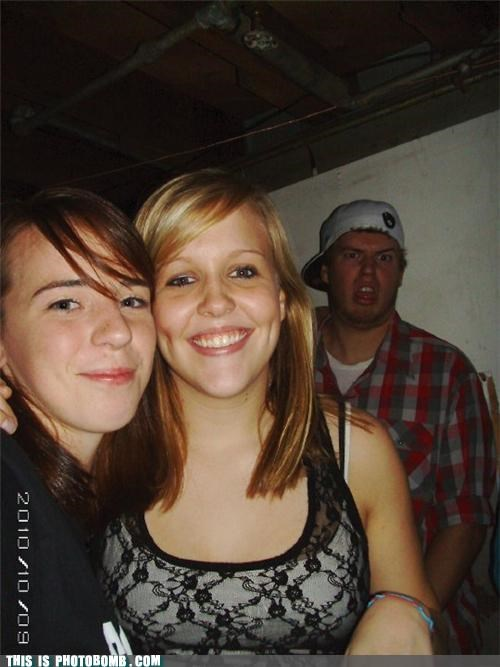 confusion girls hat Party photobomb - 4510944512
