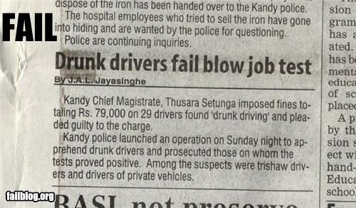 breathalyzer,drinking,dui,failboat,headline,Probably bad News,sexual innuendo