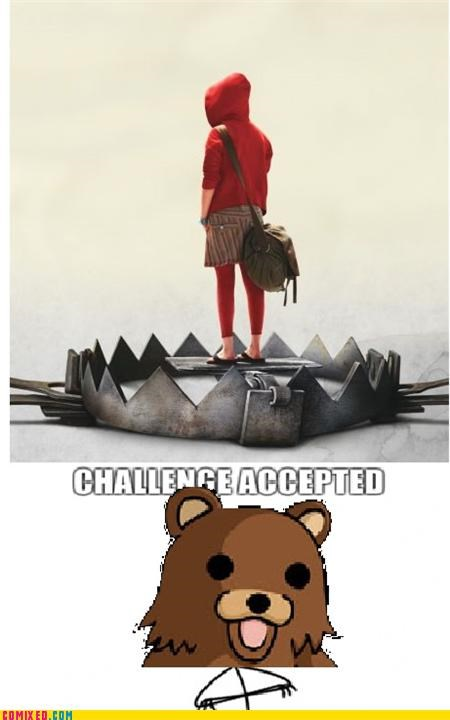 Challenge Accepted Hard Candy Movie pedobear traps - 4511459584