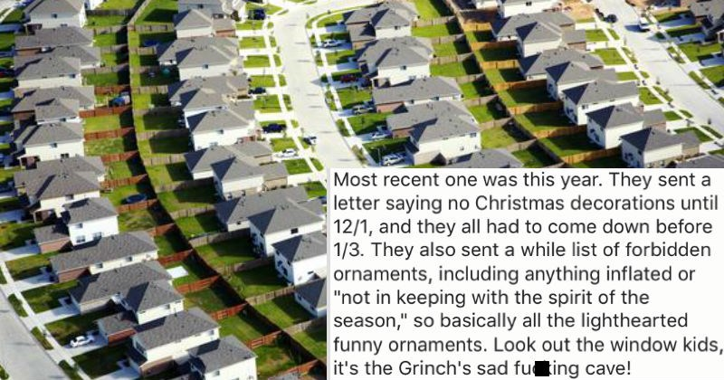 People share their Homeowner Association horror stories that'll make you grimace.