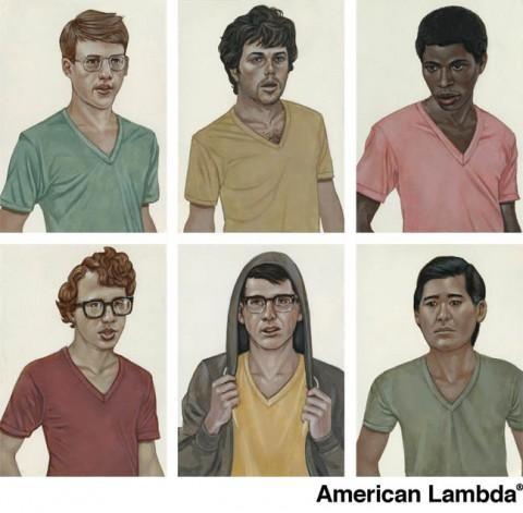 Amer American Apparel ad spoof Fan Art movies revenge of the nerds spoof
