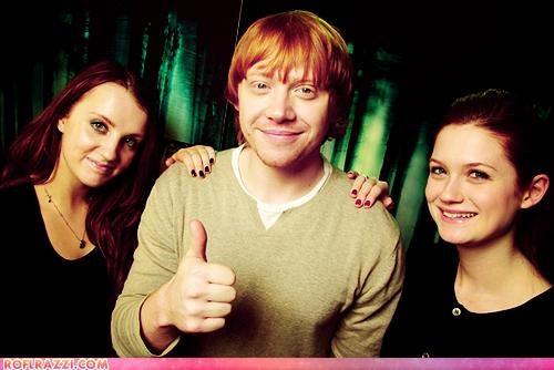 Harry Potter news Ron Weasley rupert grint sci fi twitter - 4511918080
