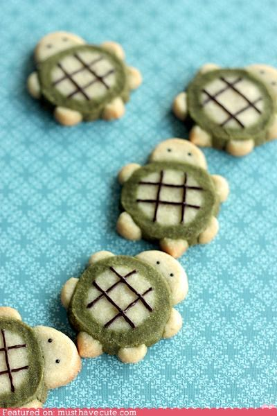 cookies epicute green shell turtles - 4512208896