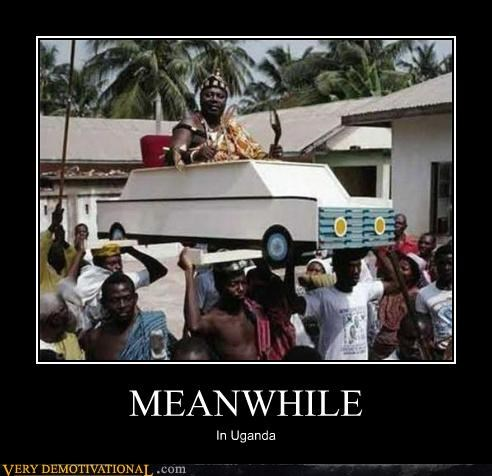 car,Meanwhile,uganda,wtf