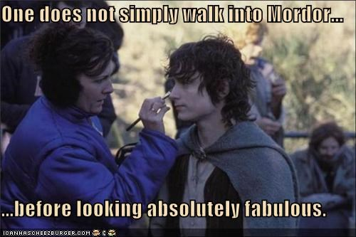 actor celeb elijah wood funny Lord of the Rings meme sci fi