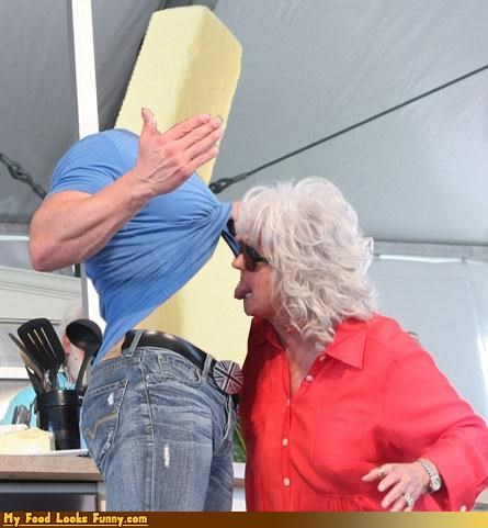 abs butter lick love paula deen TV - 4513105408