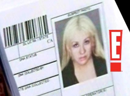 mug shot,U In Danger Gurl,Xtina
