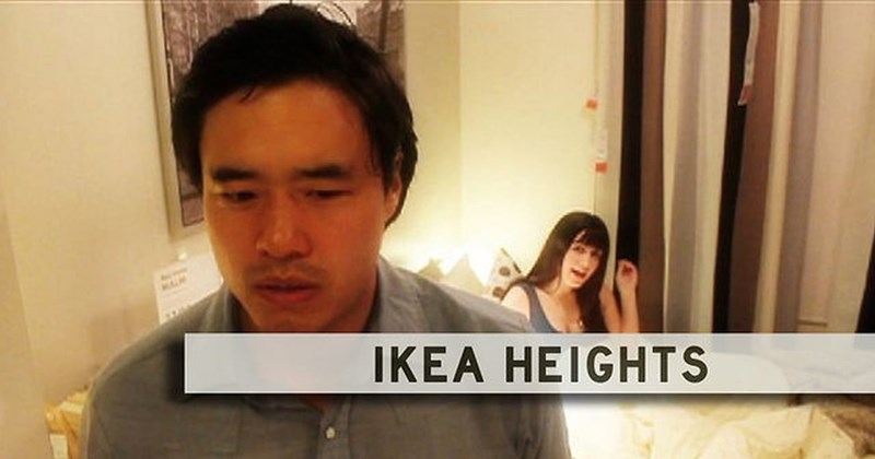 Funny web series filmed and set in Ikea, Ikea heights, 2009, youtube.