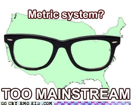 america hipster imperial mainstream measurement metric system standard - 4513692416
