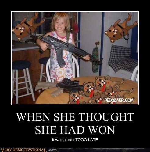 gun kids pedobear - 4513981440