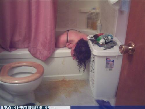 bathroom tub vomit - 4514331648