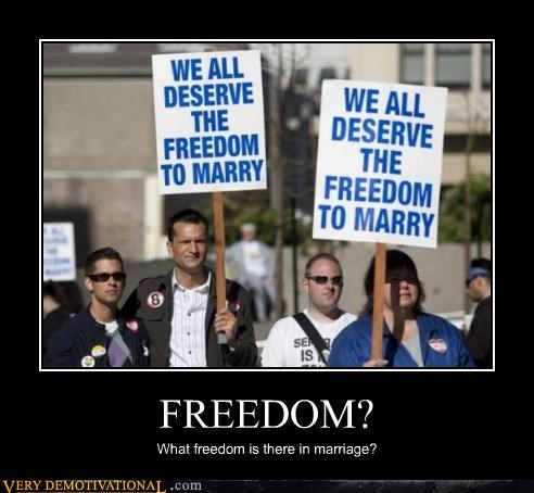 freedom marriage rights
