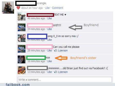 Fail Breakup