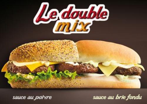 Hamburger Hybrid Kickass Comestible nom nom nom - 4515346944