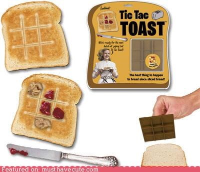 game grid jelly o peanut butter tic tac toe toast x - 4515501568