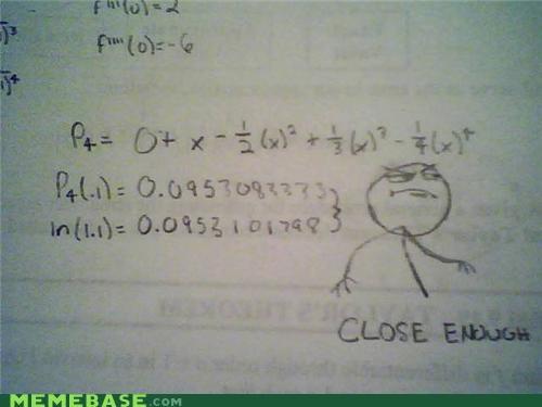 Close Enough homework math test - 4515782912