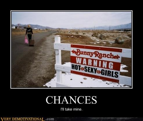 chances Sexy Ladies bunny ranch