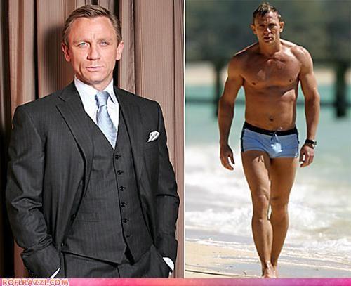 birthday Daniel Craig sexy - 4515933696