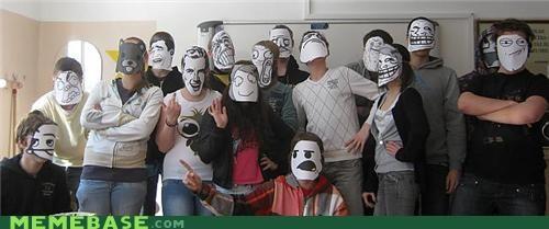 Good Times masks meme-party - 4515982848