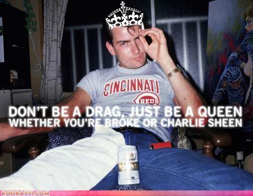 Charlie Sheen funny meme - 4516274688