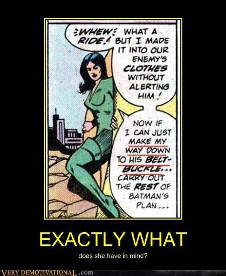 batman belt buckle sexy times comics - 4516340480