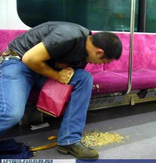 drunk eww Subway - 4516428288