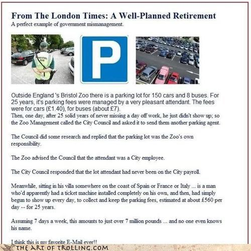 city,england,IRL,Like a Boss,news,parking,taxes,zoo