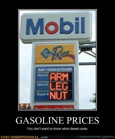 arm crazy gas prices leg - 4517697536