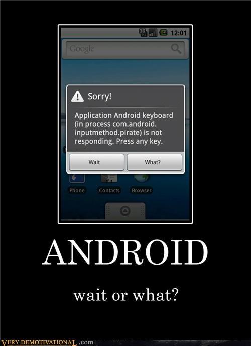 android menu phone wait what - 4518561792