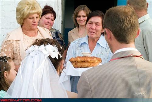 bride funny wedding photos groom pie wedding girft