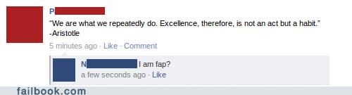 fap,quote,witty reply