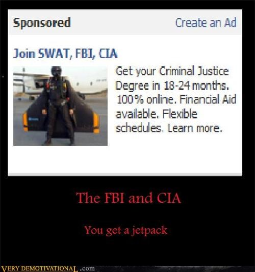 FBI cia jetpack awesome