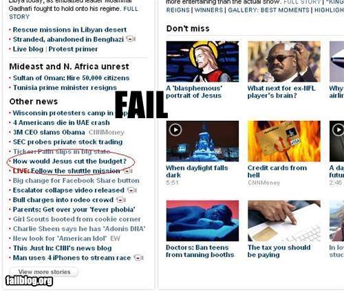 budgets cnn failboat g rated ideas money news religion - 4519280896
