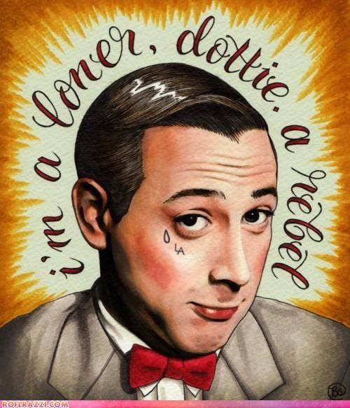 art cool Pee-Wee Herman - 4519545600