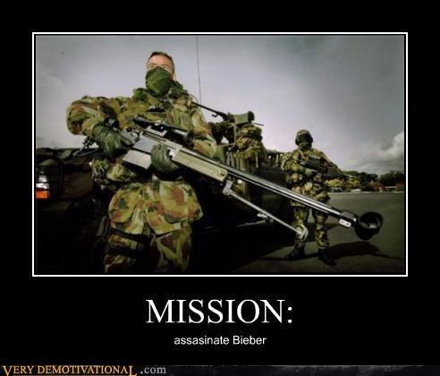assassin funny justin bieber - 4519942400
