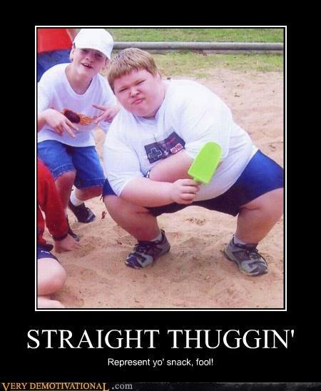 thug wtf snack idiots - 4520106496