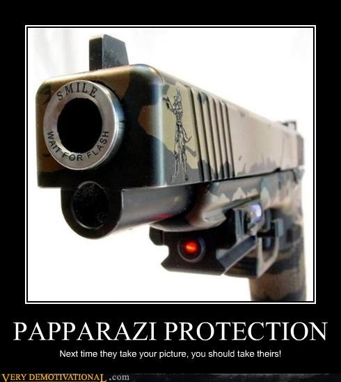 PAPPARAZI PROTECTION