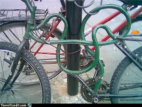 bicycle crazy welding wtf
