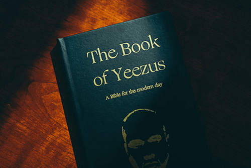 kanye bible what kanye west book of yeezus yeezus - 452101