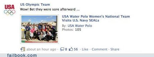 navy seals,not fake,official page,olympic water polo,thats what she said