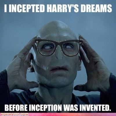 funny Harry Potter hipster Lord Voldemort meme sci fi - 4521749760