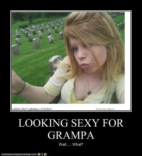 cemetery duck face sexy wtf - 4521752576